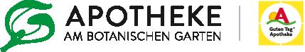 APOTHEKE AM BOTANISCHEN GARTEN - Logo