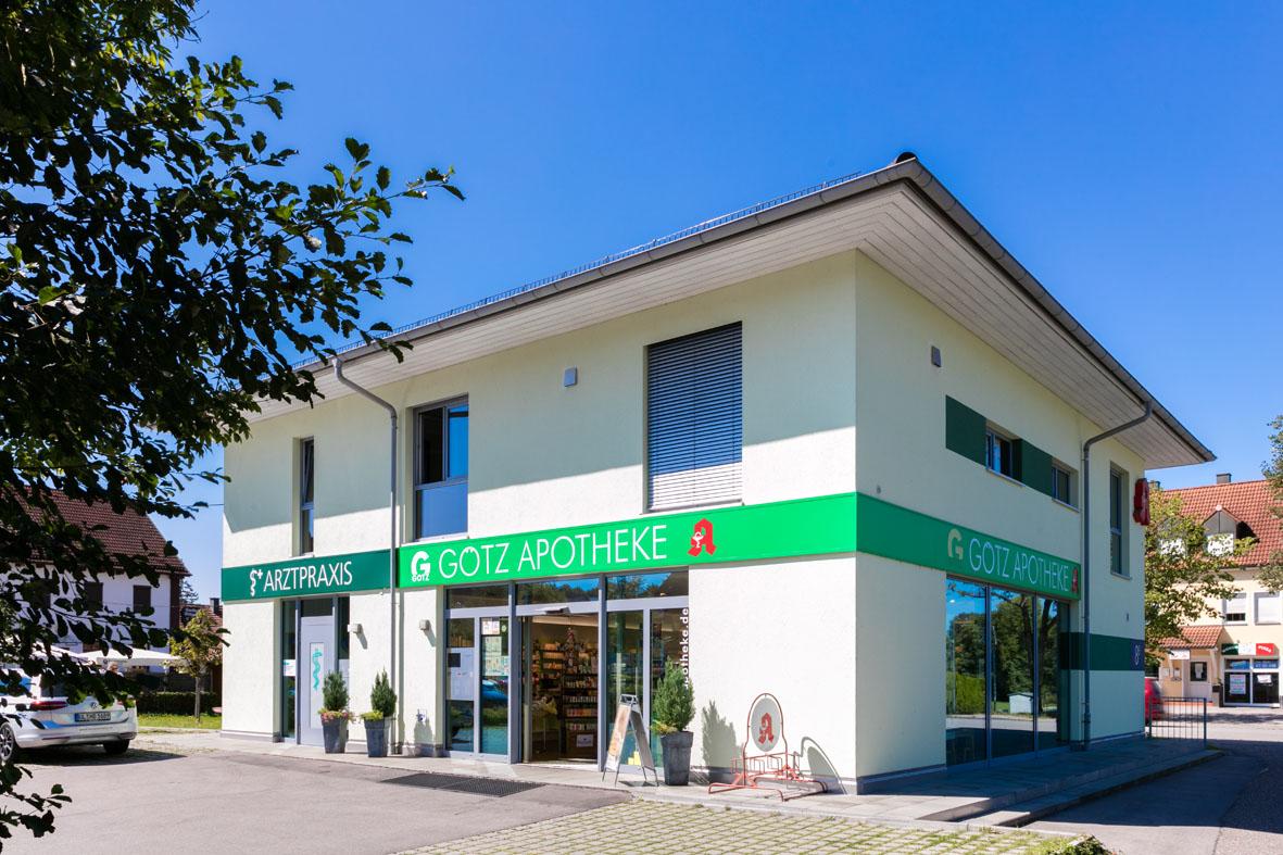 Götz Apotheke Reichertshausen